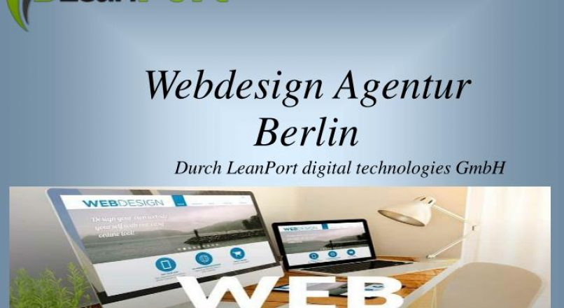 Webdesign Agentur in Berlin