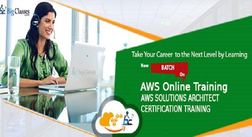 Best AWS Online Training at BigClasses