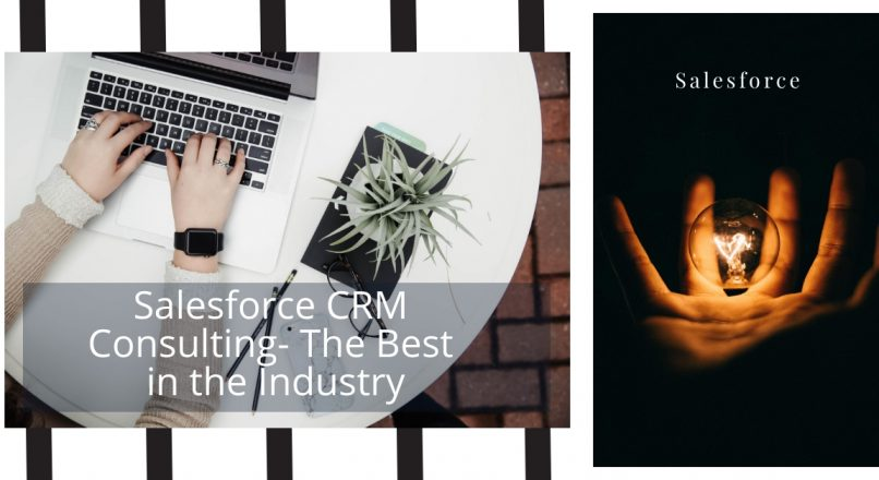 Salesforce CRM Consulting- The Best in the Industry