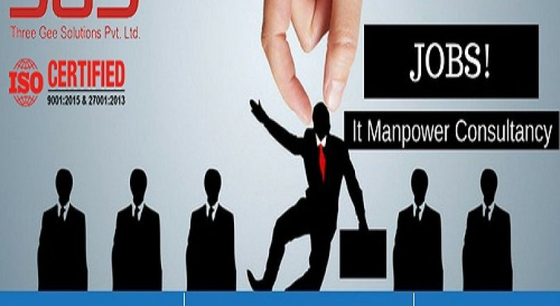 Welcome to Three Gee Solutions, it's the best recruiter company in India
