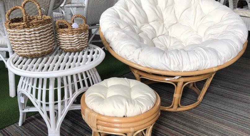 Cobra cane furniture