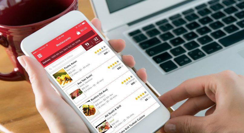 Food Delivery App Developers – INORU