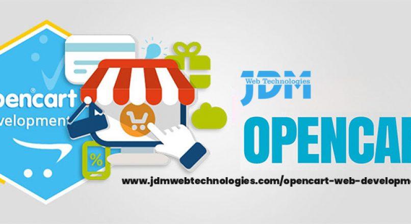 Service Of OpenCart Web Development Company India