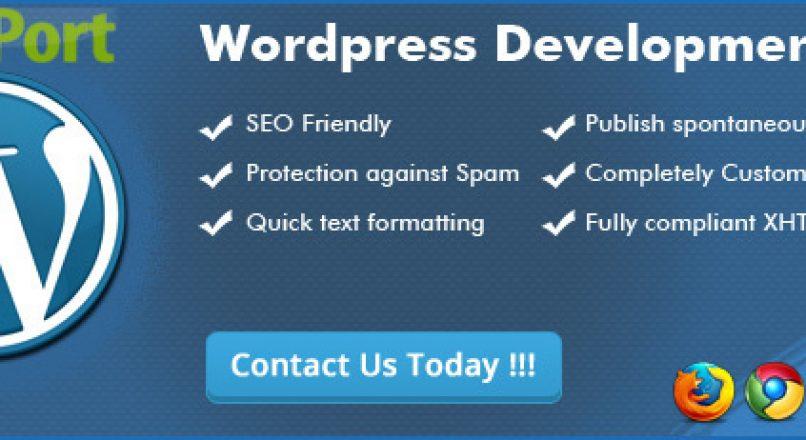 Top Advantages of WordPress Based Commercial Websites
