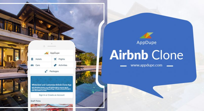 Start a rental business with our AirBnb Clone App