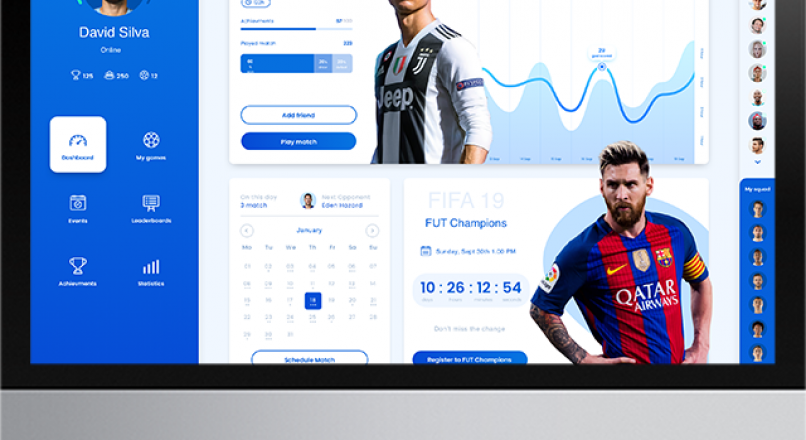 Fantasy Sports App Development – INORU