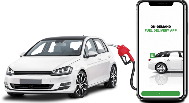 Fuel Delivery App Development – INORU