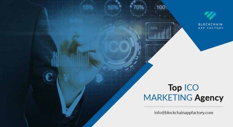 ICO marketing services company