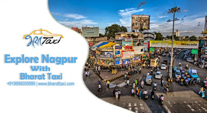 Car Rental in Nagpur with Driver – Bharat Taxi