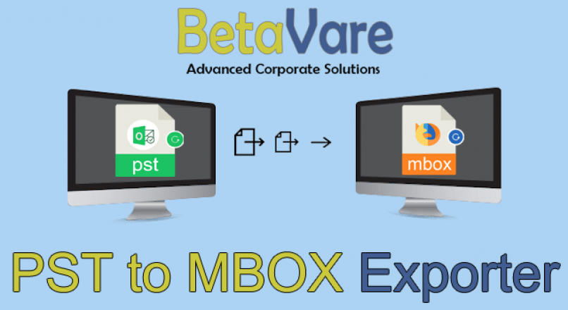 Why choose BetaVare PST Exporter to export Outlook PST file?
